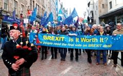 الصورة: مساعدة أوروبا ضرورية لإلغاء بريطانيا قرار الخروج من الاتحاد