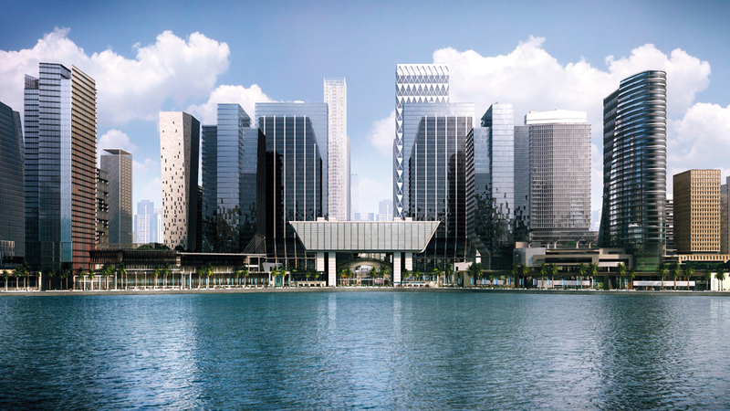 الابتكار أحد أبرز معايير العمل في سوق أبوظبي العالمي. من المصدر