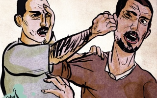 الصورة: «النيابة» تتهم حداداً بمحاولة قتل زميله