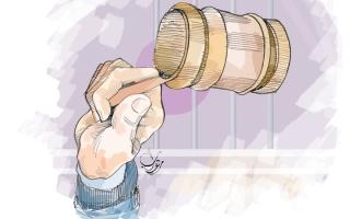 الصورة: محاكمة 6 متهمين بتزوير محررات إلكترونية لاستخراج رقم هاتف مميز