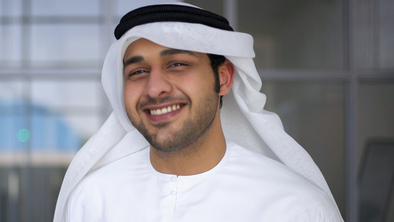 خالد القاسمي: «(بمجهود الشباب) ليست إشارة نضعها، بل هي توثيق لتجارب ناجحة».