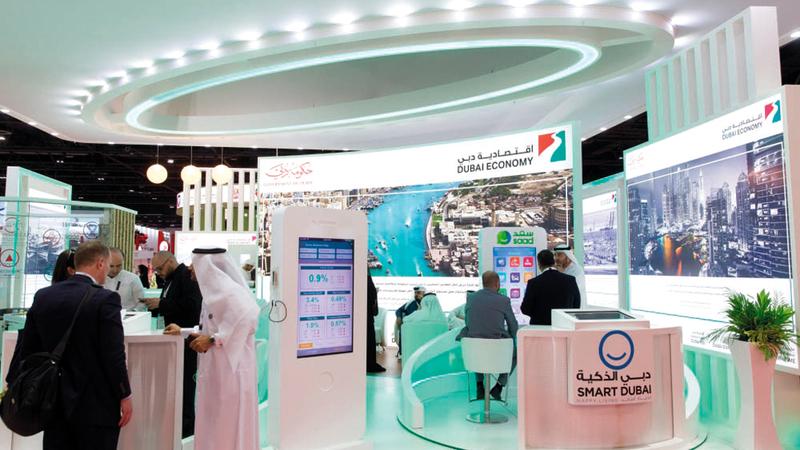 اقتصادية دبي تحرص على اتّباع أفضل الممارسات في حل الشكاوى التجارية. أرشيفية