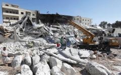 الصورة: «يونيسيف» تحذّر من تعرض مليون طفل سوري للخطر في إدلب