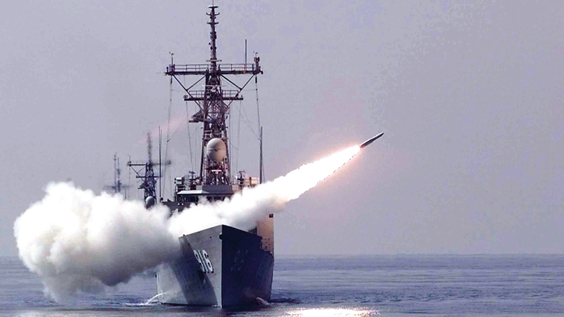 البحرية الروسية حدّثت أسطولها بأسلحة أكثر فتكاً. أرشيفية