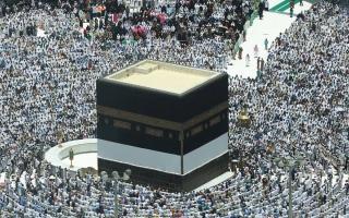 الصورة: السعودية: الوضع الصحي للحجاج مطمئن