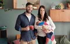 الصورة: رئيسة وزراء نيوزيلندا عن فترة إجازة الأمومة: قضيت أسرع ستة أسابيع في حياتي