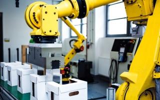 الصورة: 8.74 مليارات دولار حجم صناعة الروبوتات في الصين بنهاية 2018