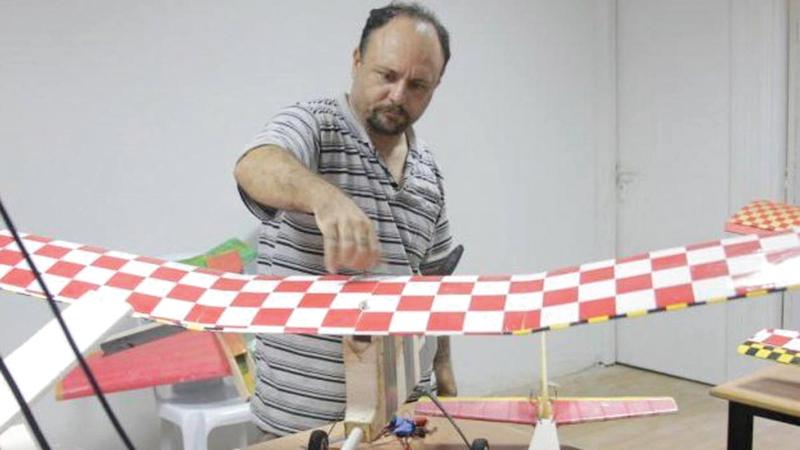 العالم التونسي محمد الزواري اغتيل بعد أن شارك في تصنيع طائرة بدون طيار لصالح «حماس». أرشيفية