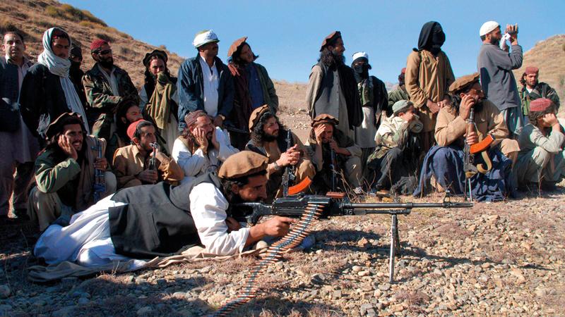 مقاتلو «طالبان» صعّدوا هجماتهم بشكل ملحوظ في الفترة الأخيرة. أرشيفية