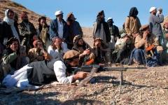 الصورة: «طالبان» تصعّد هجماتها  في أفغانستان لتعزيز موقعها التفاوضي