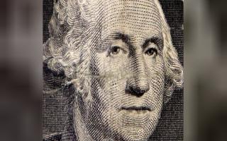 الصورة: 1.7 مليون دولار لعملة ذهبية تحمل صورة جورج واشنطن