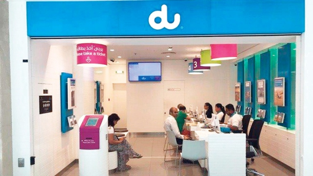 Du opens nine new sales outlets in Abu Dhabi, Dubai and