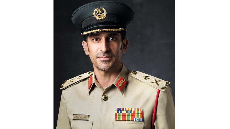 اللواء عبدالله المري: «شرطة دبي ليست جهازاً أمنياً فحسب، بل معنية بإدخال السعادة إلى نفوس أبناء المجتمع».