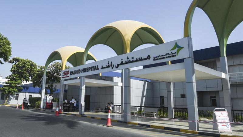 المستشفى أجرى 3 جراحات ناجحة لإعادة أعضاء مبتورة خلال أسبوع واحد أخيراً. تصوير: أشوك فيرما