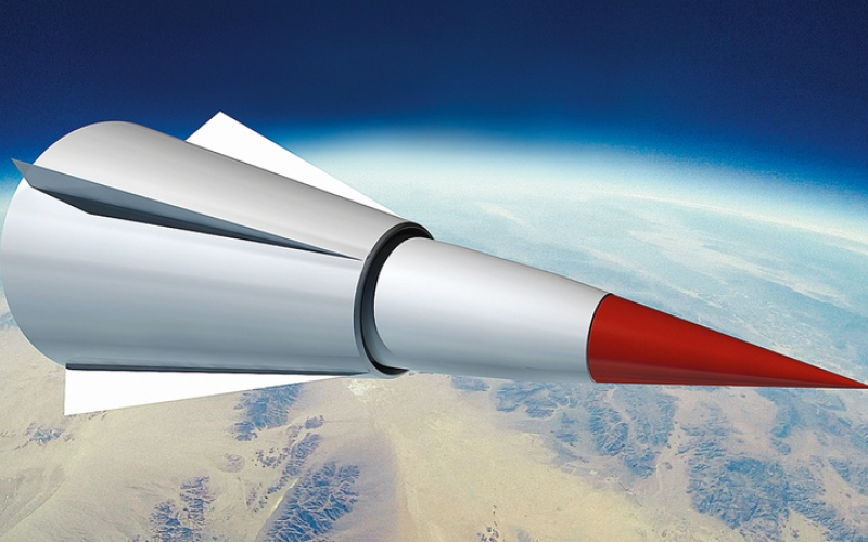 الصورة: (بالغرافيك).. الصين تختبر طائرة تطير بسرعة تفوق سرعة الصوت بأضعاف