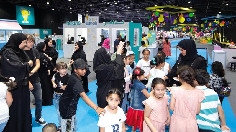 المبادرة تهدف إلى إدخال الفرحة في قلوب الأطفال الأيتام. تصوير: أحمد عرديتي