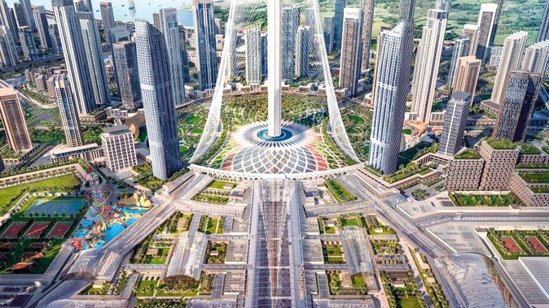 «دبي سكوير» سيكون نموذجاً بسعيه إلى تخطي الحدود التقليدية السائدة في مجال تجارة التجزئة. أرشيفية