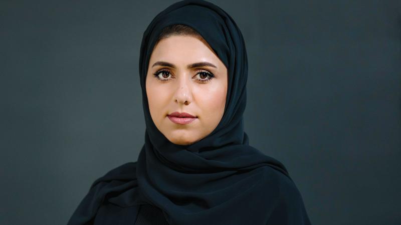 مريم الحمادي. من المصدر