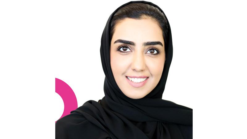 هند بنت ماجد القاسمي. من المصدر