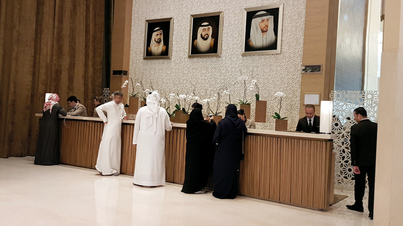 أسعار الغرف الفندقية خارج أوقات الذروة في متناول شريحة واسعة من الزوار. تصوير: أحمد عرديتي