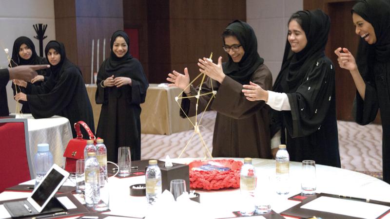 البرنامج ينطلق بانعقاد منتدى «بنات الإمارات» من يوم 5 إلى 8 سبتمبر المقبل. من المصدر