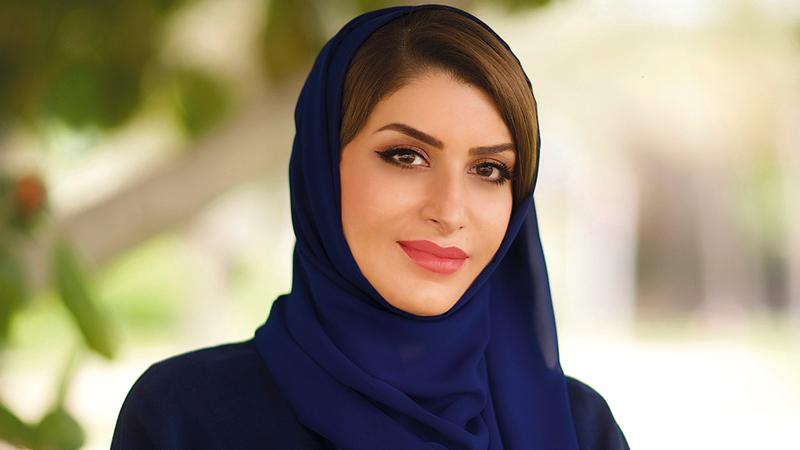 لمياء خان: «قيادتنا تقدم لنا دروساً ملهمة في الدعم والارتقاء بقدرات المرأة».