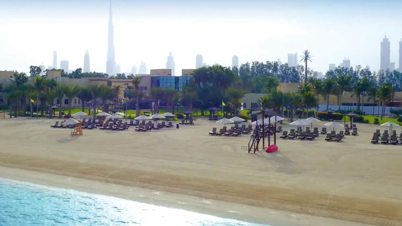 الاحتفاء تضمّن يوماً مفتوحاً شمل الدخول المجاني للنادي والشاطئ والاستمتاع بالعديد من الفعاليات. من المصدر