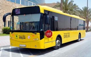 الصورة: 1787 مخالفة على النقل المدرسي في دبي خلال 9 أشهر