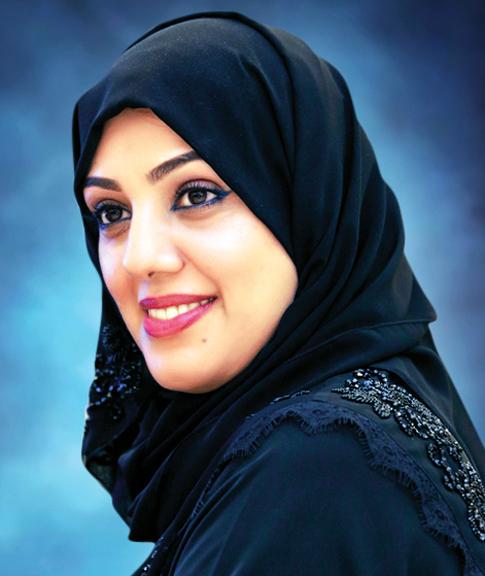 ماجدة علي راشد: «دبي تمكنت من تحقيق الصدارة في محيطها الإقليمي، من خلال بيئة آمنة للعيش والعمل والاستثمار».
