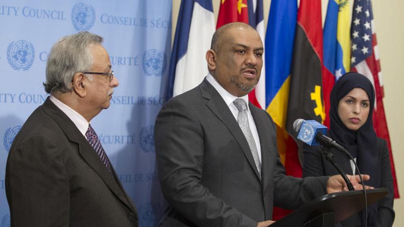 اليماني حدد بعض الإجراءات التي يتعين الالتزام بها لتشجيع الحل السياسي للأزمة اليمنية وفي مقدمتها قضية الأسرى. أرشيفية