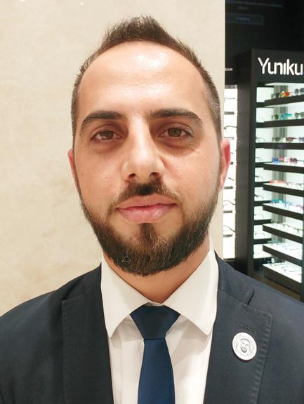 بهاء جريرة: «سوق النظارات الشمسية في الإمارات تمتاز بالتنافسية وزيادة الطلب سنوياً».