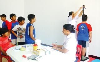 الصورة: 4 مبادرات للعناية بصحة طلبة المدارس في أبوظبي