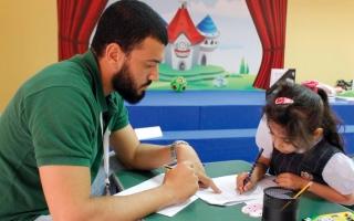 الصورة: 16 %زيادة الأطفال المسجلين في «الإمارات للتدخل المبكر» خلال عامين