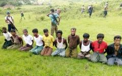 الصورة: الولايات المتحدة لاتزال تتلكأ في اتخاذ قرار يحمي الروهينغا من بطش ميانمار
