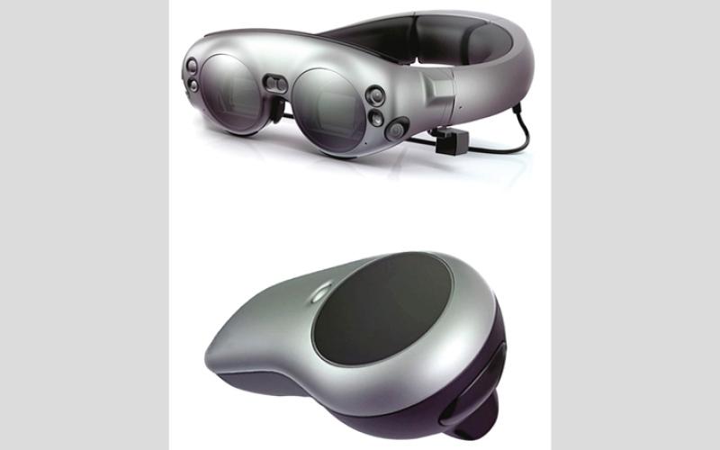 الصورة: ( بالغرافيك ) ...  «ماجيك ليب».. الهاتف والتلفاز والكومبيوتر على شاشة واحدة