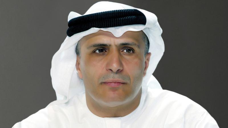 مطر الطاير:  «تطور بنية دبي التحتية أسهمت في فوز الإمارات  بالمركز الأول عالمياً في جودة الطرق».
