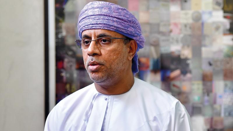 محمد بن علي الوهيبي:  «ارتأينا وضع المتحف  في قلب المنطقة  التراثية التي تكثر  فيها حركة الزوار  والسيّاح»
