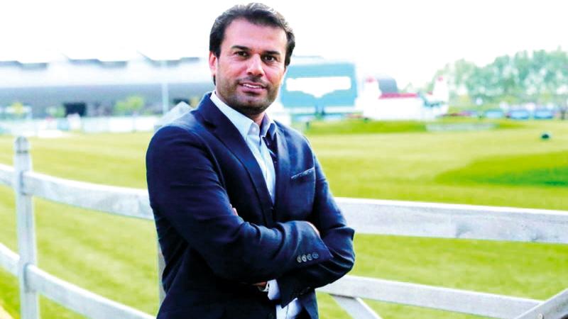 أحمد الحمادي:  «البطولة تقام  في وقت غير  مناسب بسبب ارتفاع  حرارة الطقس».