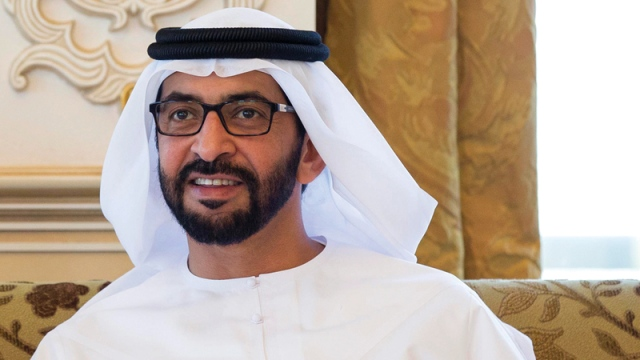 Hamdan Bin Zayed Ruwais Is An Important Pillar In The Economy Of The Uae And A Global Center For Oil Industries Teller Report