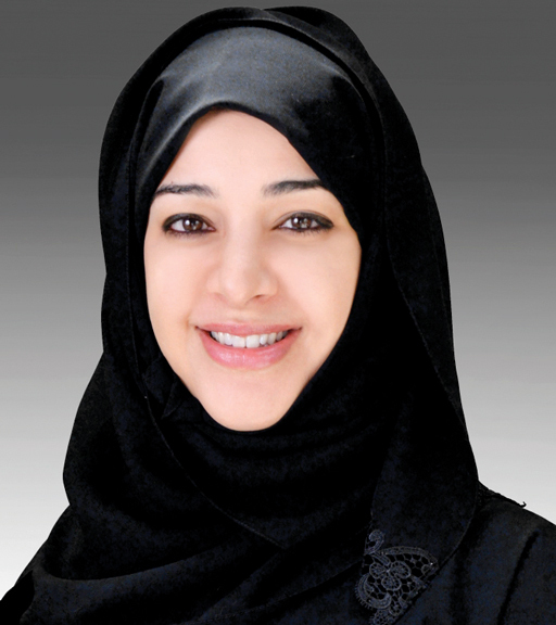 ريم الهاشمي: «المتطوعون يمثلون الوجه المشرق الذي سيرحب بزوار الإمارات في هذه الاحتفالية العالمية».