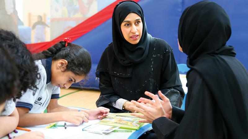 حصة بوحميد أكدت أن تقدّم الإمارات في مجال تمكين وإدماج أصحاب الهمم يُحدث فارقاً في حياتهم وحياة أُسرهم. من المصدر