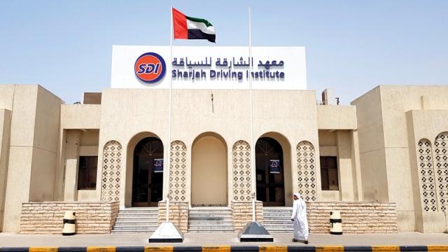 Sharjah Driving» issued a leadership permit «Safari» - International