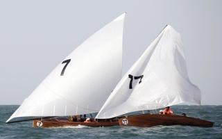 «الشراعية 22 قدماً» تبحر اليوم في دبي