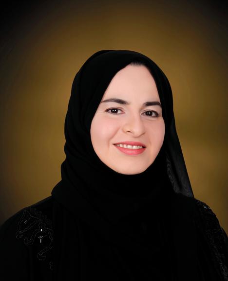 الدكتورة أسماء المناعي: «(الدائرة) اعتمدت مؤشراً للجودة يغطي 4 عوامل أساسية في الرعاية الصحية».