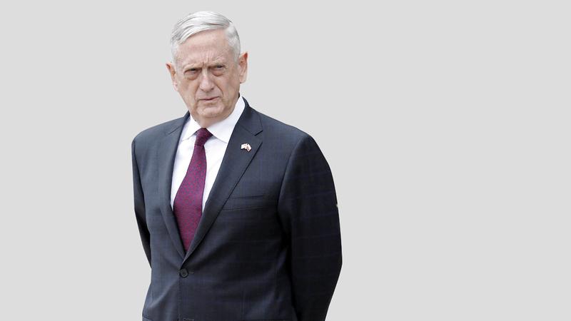ماتيس رفض تحديد موعد لخروج قوات بلاده من أفغانستان.  أرشيفية