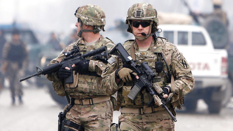 حرب أفغانستان هي أطول صراع تخوضه أميركا خارج حدودها. أرشيفية