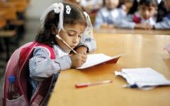 الصورة: «أسرلة» التعليم في القدس..آلاف الطلاب الفلسطينيين  مُجبرون عـلـى دراسة المناهج الإسرائيلية
