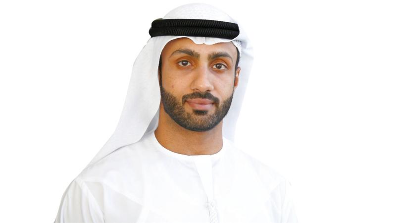 رئيس برنامج بعثة مسار غودولفين علي آل علي. من المصدر