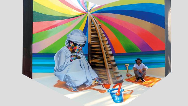 «براند دبي» نظّمت العديد من الفعاليات الثقافية التي حظيت باهتمام كبير من قبل المجتمع. أرشيفية