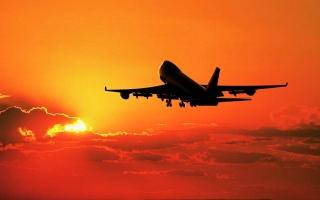 الصورة: كم تجني الدول لقاء مرور الطائرات في أجوائها؟